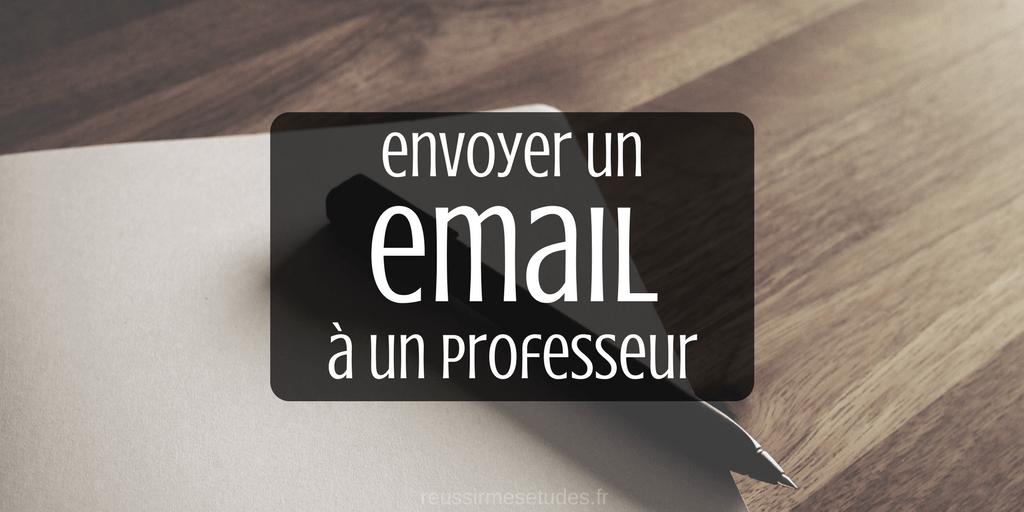 premier exemple de datation par e-mail