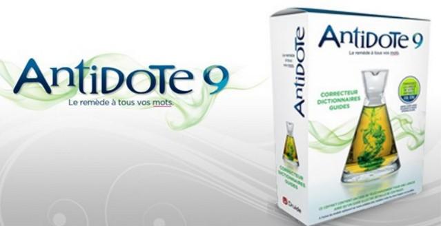 test produit   antidote 9